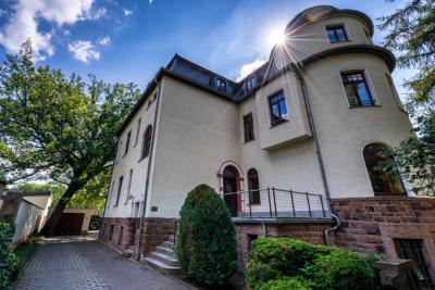 Zahnärztin Eisleben - Brockmann - Außenansicht der Praxis